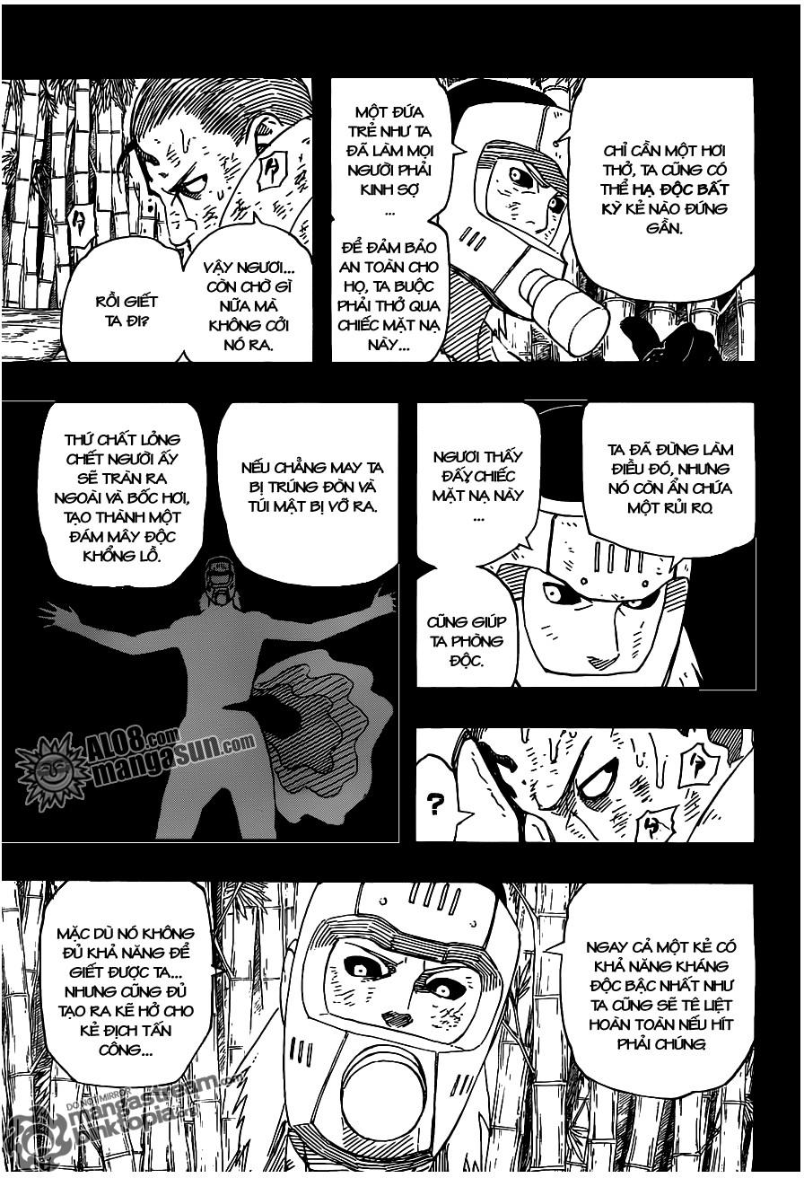 Naruto chap 532 Trang 4 - Mangak.info
