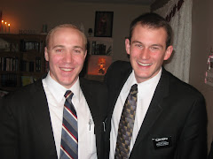 Elder Hale and Elder Perfili, Ankeny Iowa