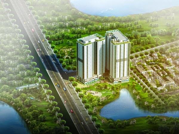 Bán căn CT1-A-27-08 dự án chung cư The ZEN Gamuda Yên Sở 0,031 Triệu/m2