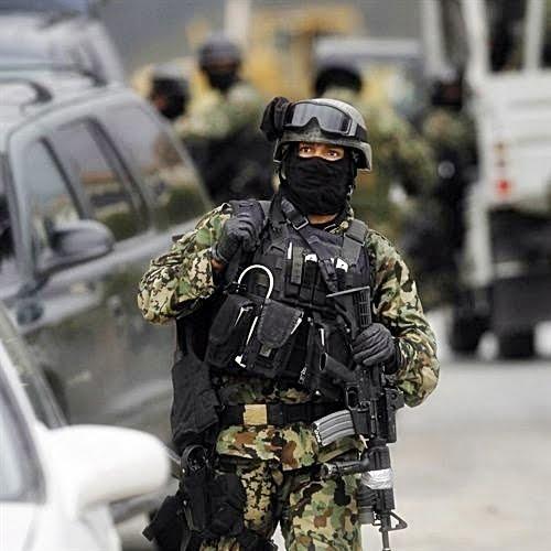Repelen militares agresión en Reynosa, Tamaulipas