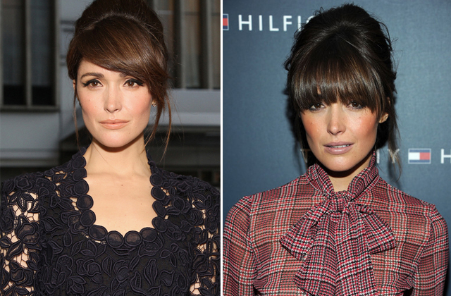Hair and make up by steph celeb hair inspiration rose byrne rose byrne im not gonna lie the only movie ive ever seen you in is adam but your hair is oh so lovely urmus Choice Image
