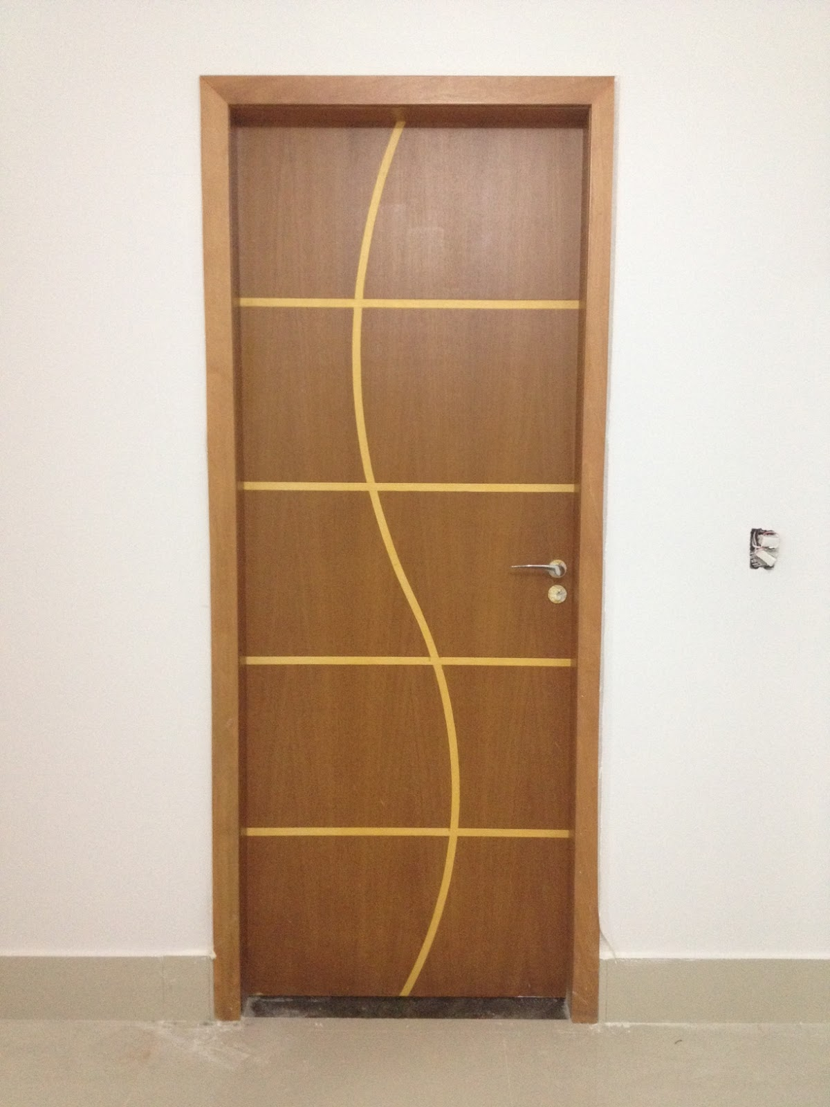 #A87D23 Imagens de 19 modelos de portas externas e internas casa 1040 Portas E Janelas De Aluminio Cor Madeira