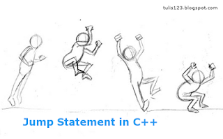 jump statement in c++
