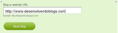 url do blog
