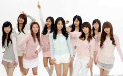 Wallpaper SNSD 2012