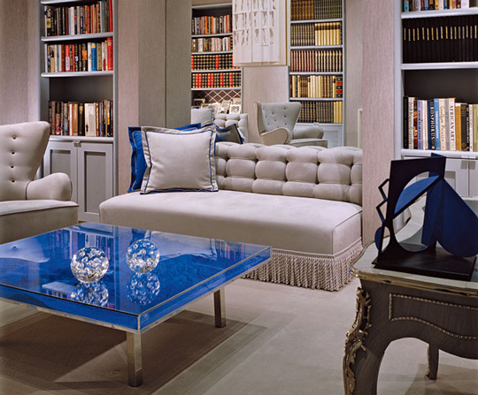design inspirations yves klein coffee table