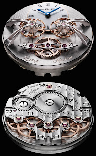 mouvement Montre MB&F Legacy Machine N°2