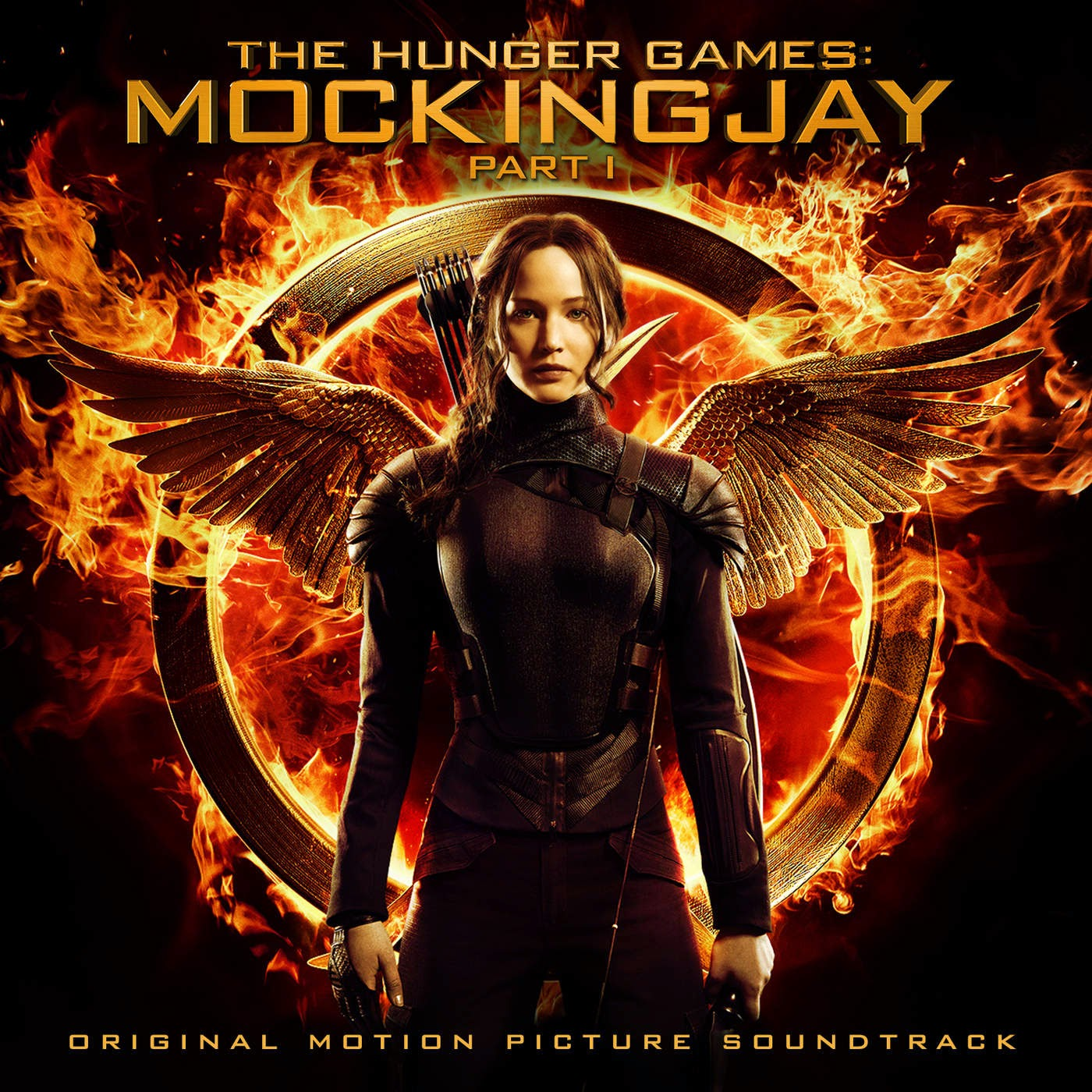 The Hunger Games: Mockingjay, Pt. 1 (Original Motion Picture Soundtrack) – 2 Pre-order Singles (2014) [iTunes Plus AAC M4A]