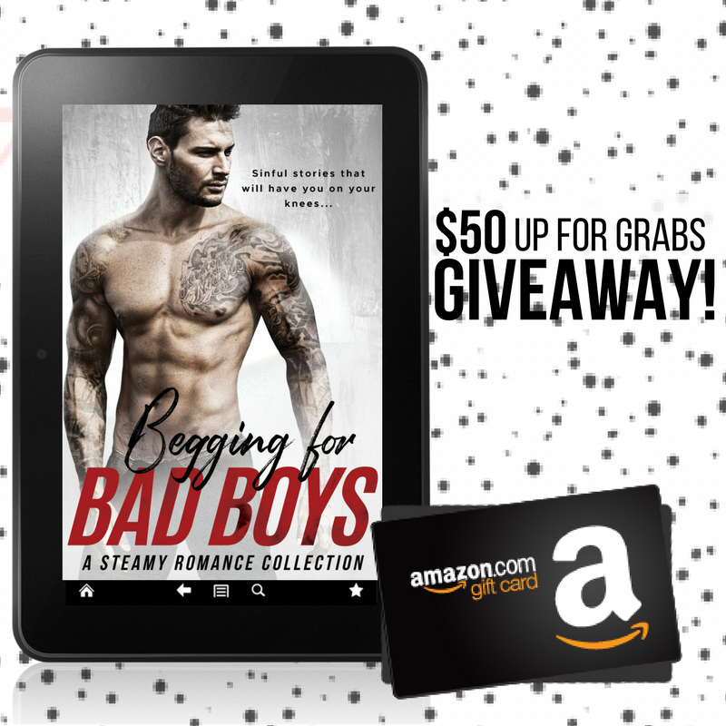Release Blitz Begging For Bad Boys
