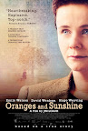 Oranges and Sunshine, Poster