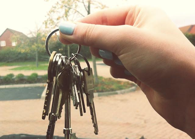 first home keys