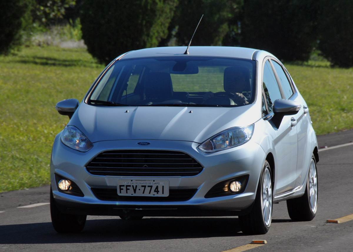 New Fiesta 2015 - preço