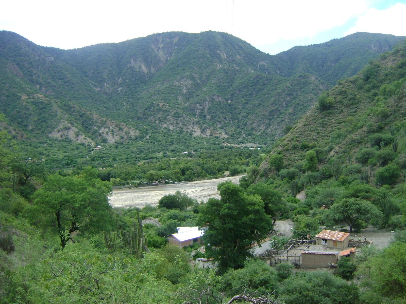 Cades bolivia valles interandinos for Pisos en montornes del valles