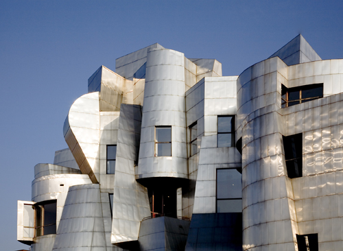 Frank gehry designed new facebook headquarters to look for O architecture facebook