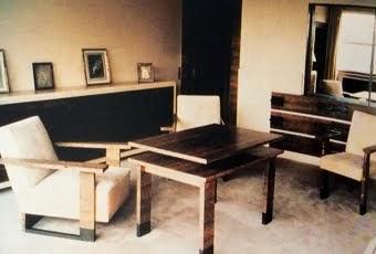 Le mobilier Art Déco de Rob. Mallet-Stevens
