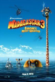 Madagascar 3 : Thần Tượng Châu Âu - Madagascar 3