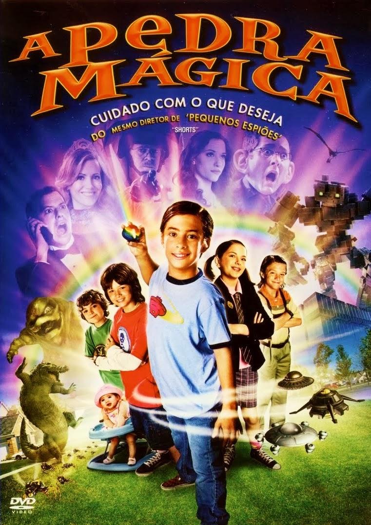 A Pedra Mágica – Dublado (2009)