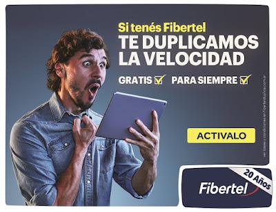 ESPACIO PUBLICITARIO: CABLEVISION-FIBERTEL