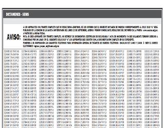 UDG Resultados Dictamen Primer Ingreso UDG 2014 B SEMS Licenciatura Bachillerato