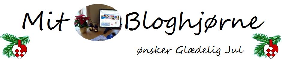 Mit Bloghjørne