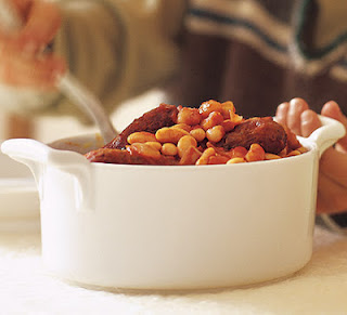 Sausage & Bean Pot Recipe