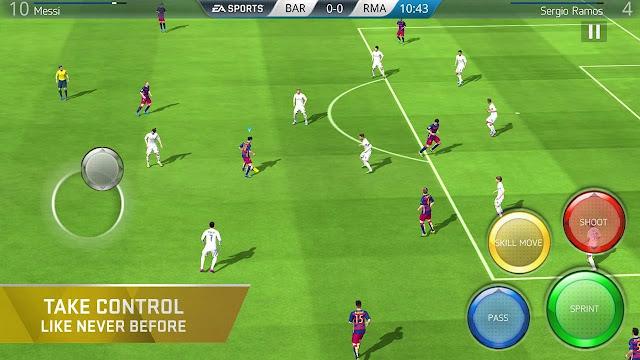 FIFA 16 v3.0.112594 hack full cho Android