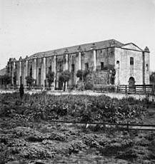 Mission San Gabriel Arcángel Circa 1900