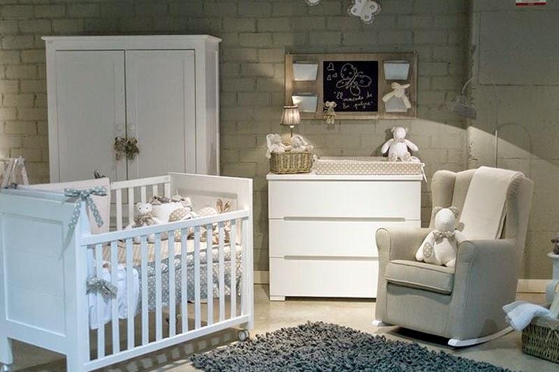 decoracion habitacion de mis bebes