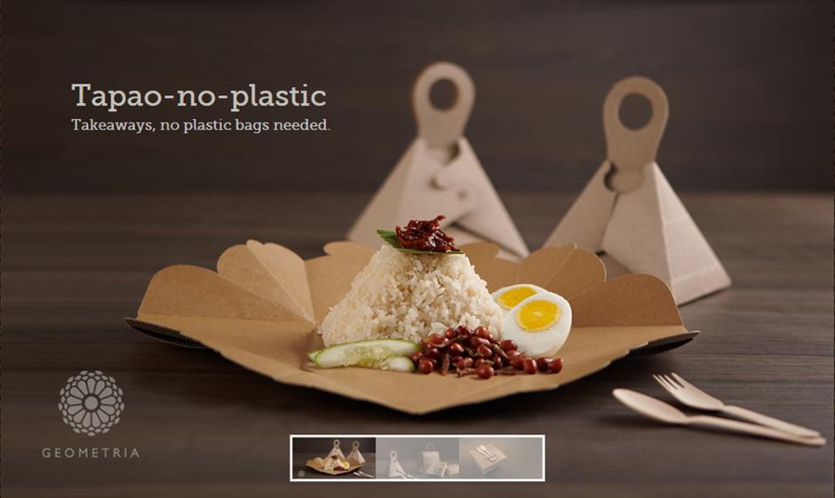 Takeaway food packaging singapore