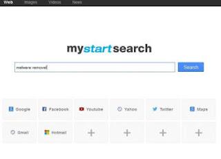 eliminare mystart search istartSurf e plugin adware