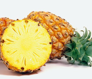Pineapple not Cause Vaginal discharge