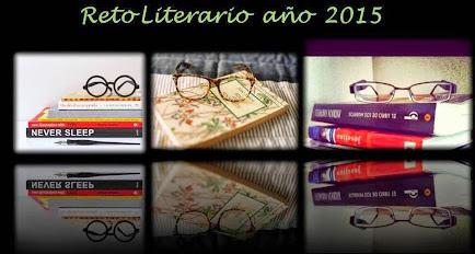 Reto Literario 2015