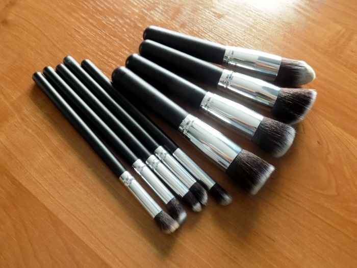New brushes from Shein
