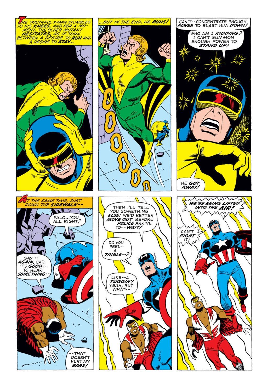 Captain America (1968) Issue #172 #86 - English 19