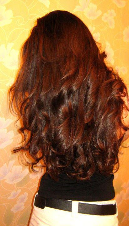 Long Hair Girls Indian Girls With Their Long Hair In