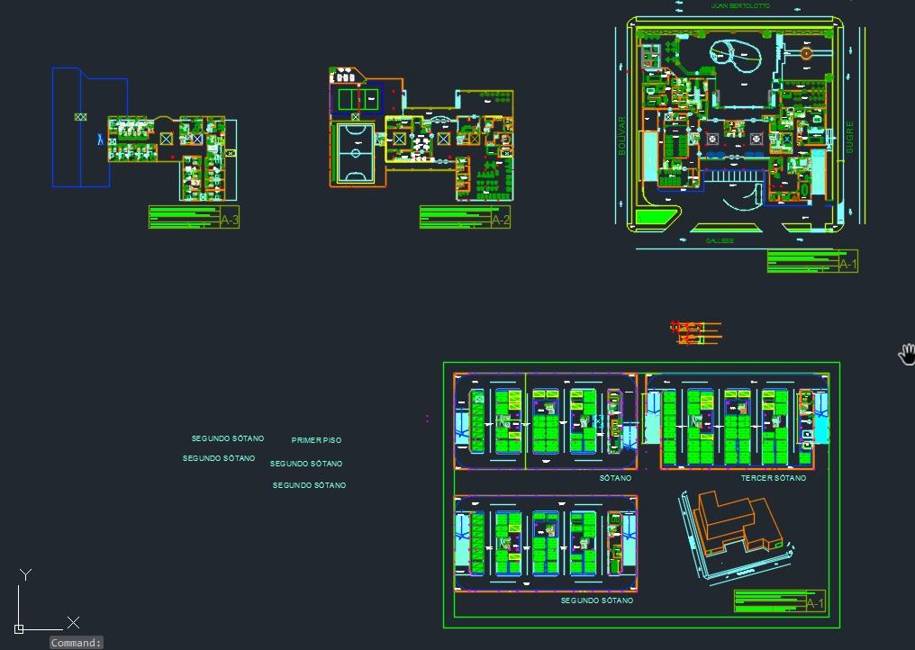 Ingenier a y arquitectura hoteles proyectos for Hoteles en planta