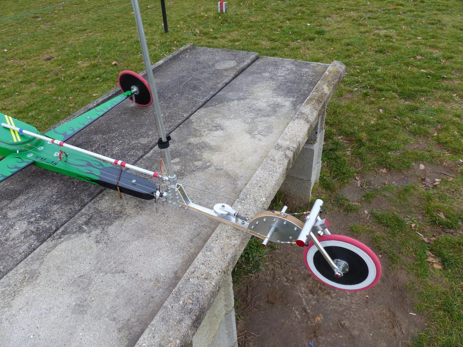 Fabriquer Un Char A Voile Radiocommande