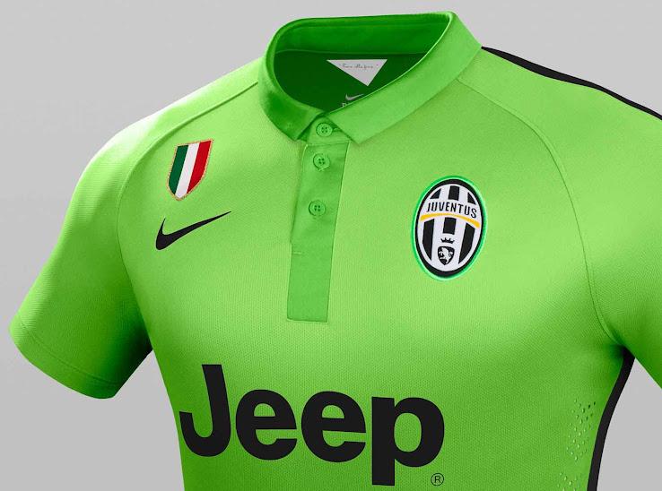 Nueva camiseta alternativa Nike de la Juventus para la próxima temporada