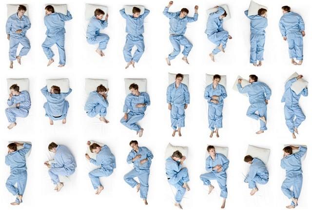 INILAH Posisi Tidur yang Paling Buruk