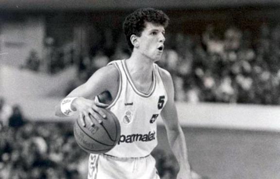 4d5e735df Debut de Drazen Petrovic con el Real Madrid - Respirando Basket