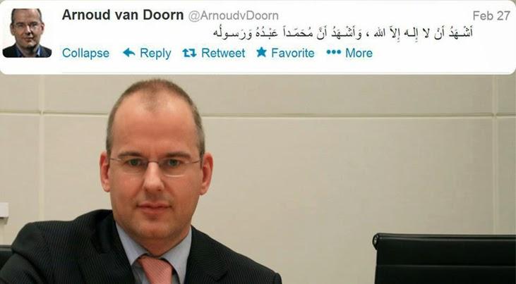 Arnoud Van Doorn, Dulu Menghina Nabi Sekarang Masuk Islam