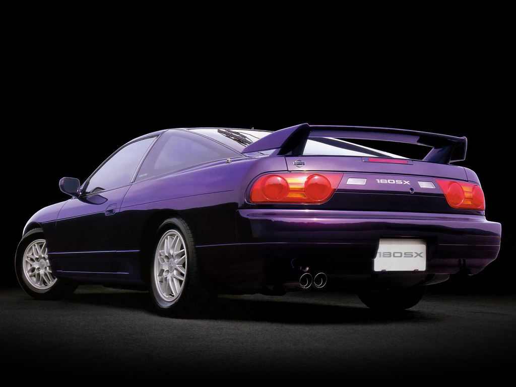 Nissan 180SX Type S RPS13. Kouki. 1996-1998 r., różnie między samochodami, sportowe auto, tylnonapędowe, SR20DET, japońska motoryzacja