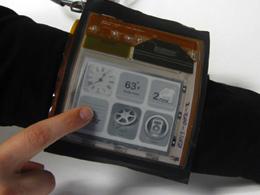 gadget ordinateur papier électronique interactif