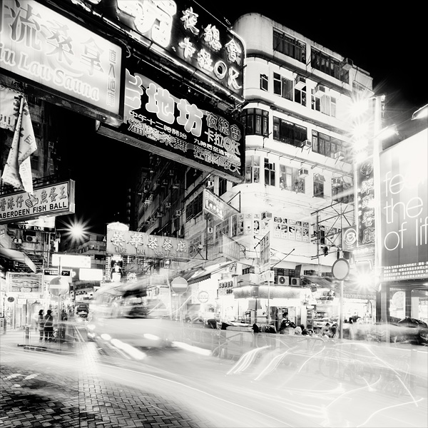 City of Neon Lights, © Martin Stavars