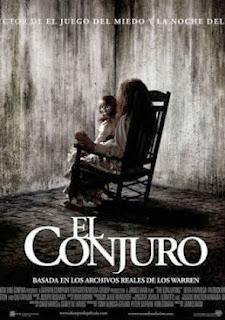 descargar El Conjuro, El Conjuro latino, ver online El Conjuro