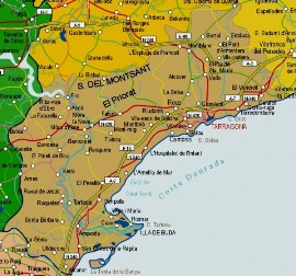 Restaurants sud de Catalunya (Fet conjuntament amb Pepa Làzaro)