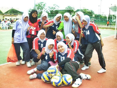Team volleyball ADTEC_SA