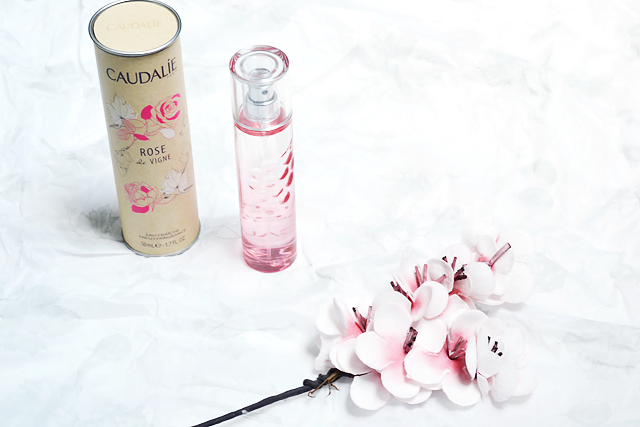 Caudalie, Rose de vigne, perfume, eau fraiche collection, flower scent, top perfume, summe 2015, trends,