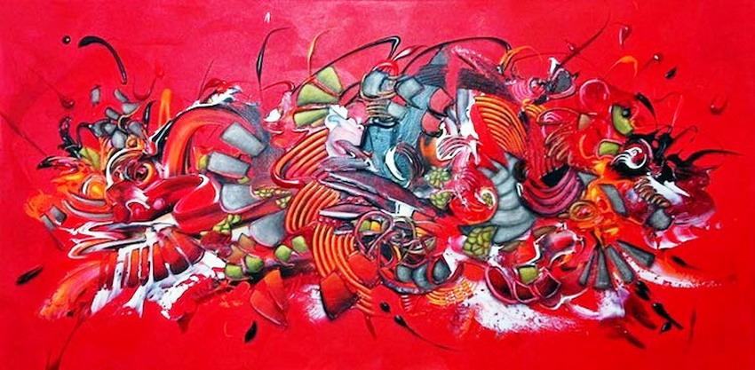 Im genes arte pinturas las mejores pinturas en acr lico for Imagenes de cuadros abstractos grandes