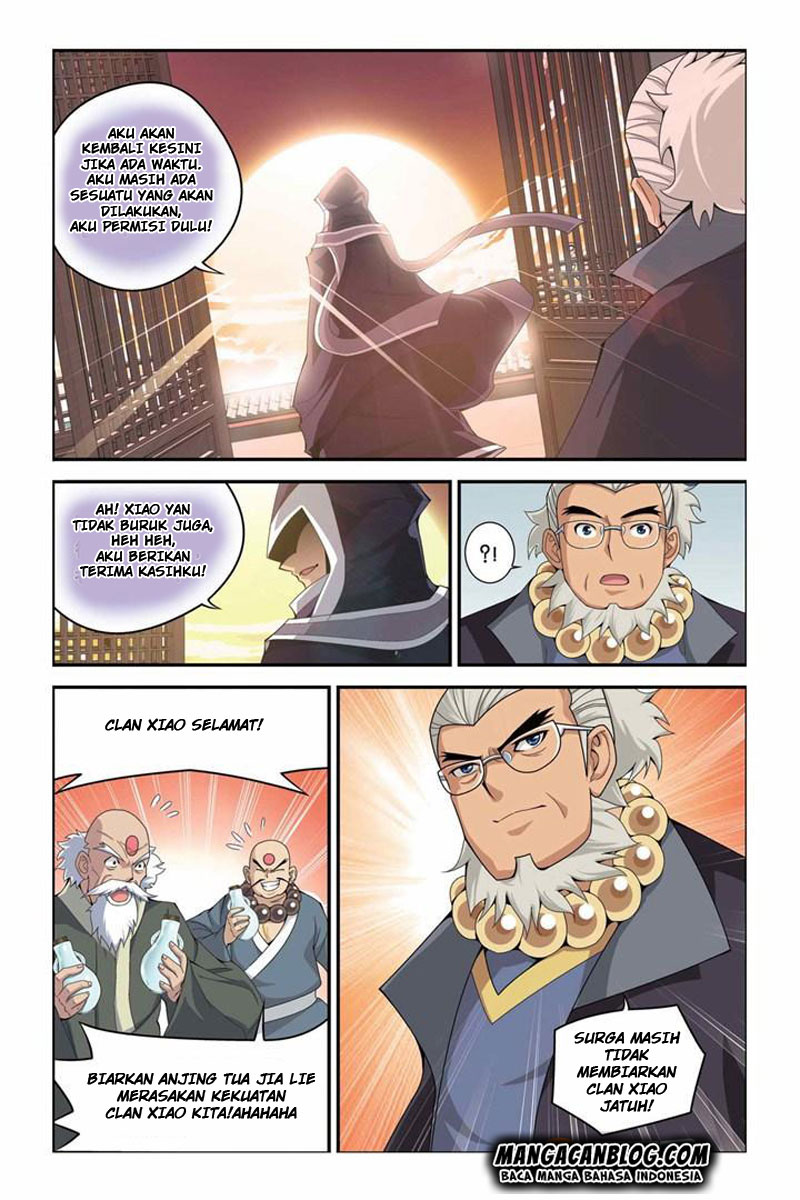 Battle Through Heaven Chapter 15-23